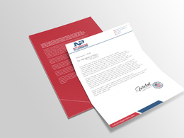 Create professional letterhead + Source File and Print File