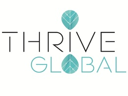 Publish an interview on thriveglobal.com