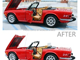 Cut out/background remove up to 15 photos within 1 day