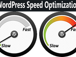 Speed optimization for WordPress site