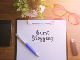 Guest Blogging a Genuine DA25+ Guest Post for Blogger Outreach