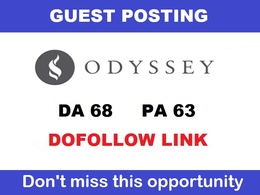 Publish a Guest post on theodysseyonline with Dofollow Backlink