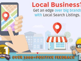 NEW Google SEO Maps Package increase google local SEO listing