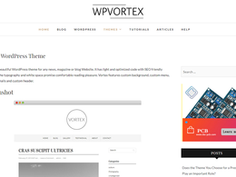 Guest Post on WPVortex.com
