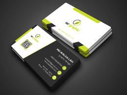 Do minimalist, luxury & Professional business Card Design