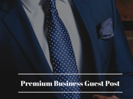 Guest post outreach on UK based DA60 Business blog