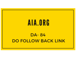 Write And Publish Guest post On Aia.org Da84 Do follow