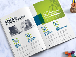 Design eye-catching flyer, brochure, banner, leaflet