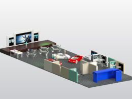 Design a 3D Concept or Visual for your Indoor/Outdoor Event