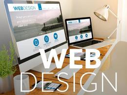 5 page Responsive Website Design & Develop