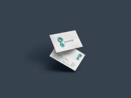 Design stunning business cards for your company