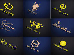 Design high quality vector Awesome logos