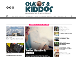 Post Your Blog Post on My Chaos & Kiddos DA 34/ PA 45 Blog