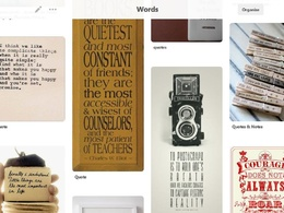 Create pinterest boards to reflect your brand & identity