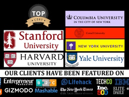 Publish on .edu educational blogs like stanford.edu NYU.edu DA95