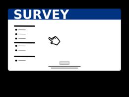 Create your survey in Qualtrics, Surveymonkey or other platform