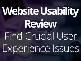 Find crucial user experience issues on your website