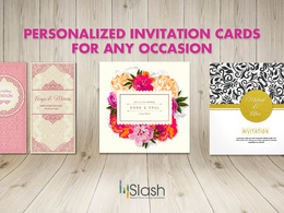 Design a unique Invitation Card for any occasion