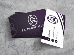 Design a modern and corporate business card