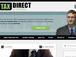 Publish a Guest Post on Citytaxdirect.co.uk - Finance Blog
