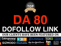 Write and publish a guest post on DA 80 DOFOLLOW LINK