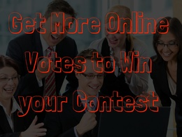Provide You 500 Real People Traffic For Your Contest Voting
