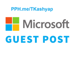Microsoft.com Guest Post With Do-follow Links Offer DA 96