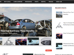 Guest post on AUTO CAR niche DA41-PA50 SEO link building