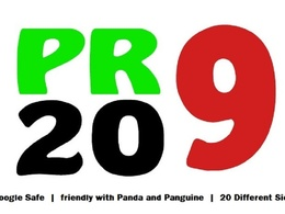 20 Pr9 High Quality SEO Authority Backlinks