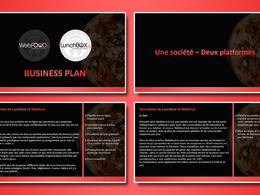 Create proffessional powerpoint presentation for your brand