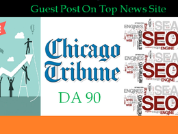 Publish a Guest Post on ChicagoTribune