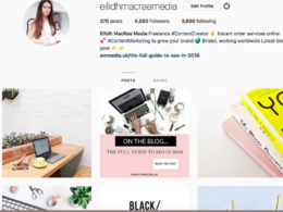 Create 30 social media posts - lifestyle Instagram content