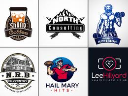 Pro Logo Design + Unlimited Revisions + 3 Concepts & Source File
