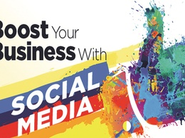 Boost Your Social Media page or profile with 500 people For Rank