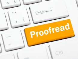 Edit, Proofread Or Provide Summary Of Technical Writing
