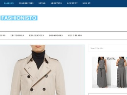 Guest post on Thefashionisto.com fashion website - DA 66