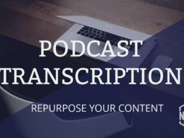 Transcribe 20 of minutes your podcast
