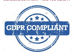 Make your business GDPR compliant