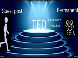 Publish A DoFollow Guest Post On Ted