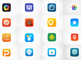 Design a stunning and professional app icon