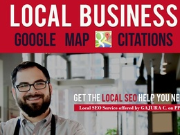 Do 200 Google Map Citations and Boost Your Local SEO Rankings