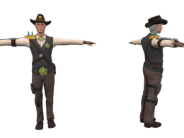 Make 3D Characters