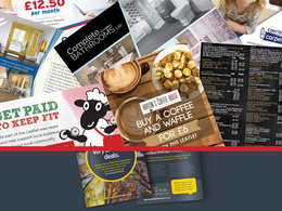 Do 16 pages Brochures, ebooks and Indesign jobs