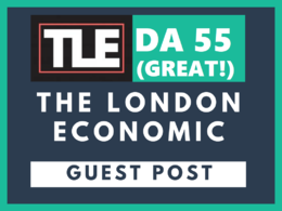 Write & Publish a High Authority News Site TheLondonEconomic.com