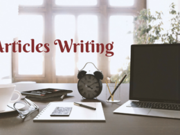 Write perfect Articles for you