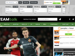 Guest post on Teamtalk.com sports website - DA 68