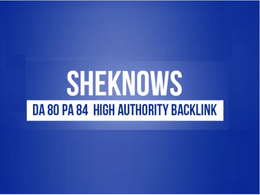 Write and publish Guest Post On SheKnows