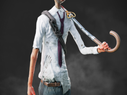 Create your character concept in stunning 3D