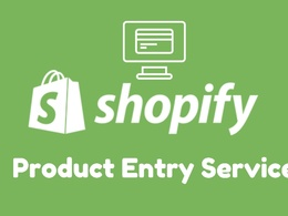 Upload 100 products On Shopify Site