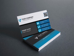 Create 2 Different Business Card Design Within 5 Hours